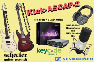 ASCAP-2013-schecter-keycode-sennheiser_jims